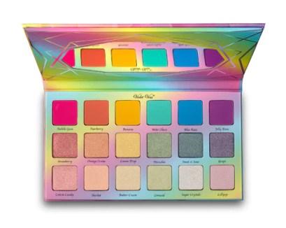 Sugar Crystals Pressed Pigment Palette