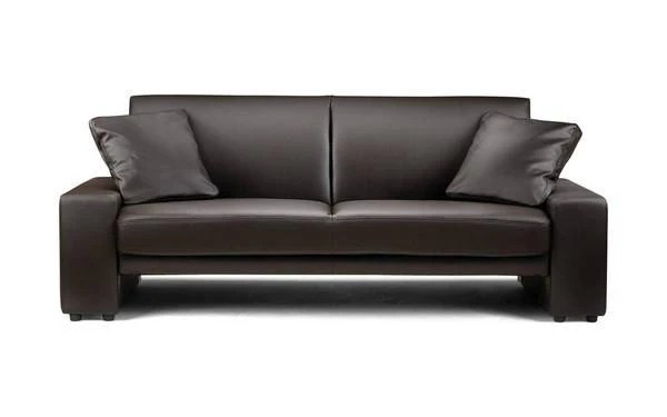 all leather sofa bed disney princess australia rio two seater faux express living