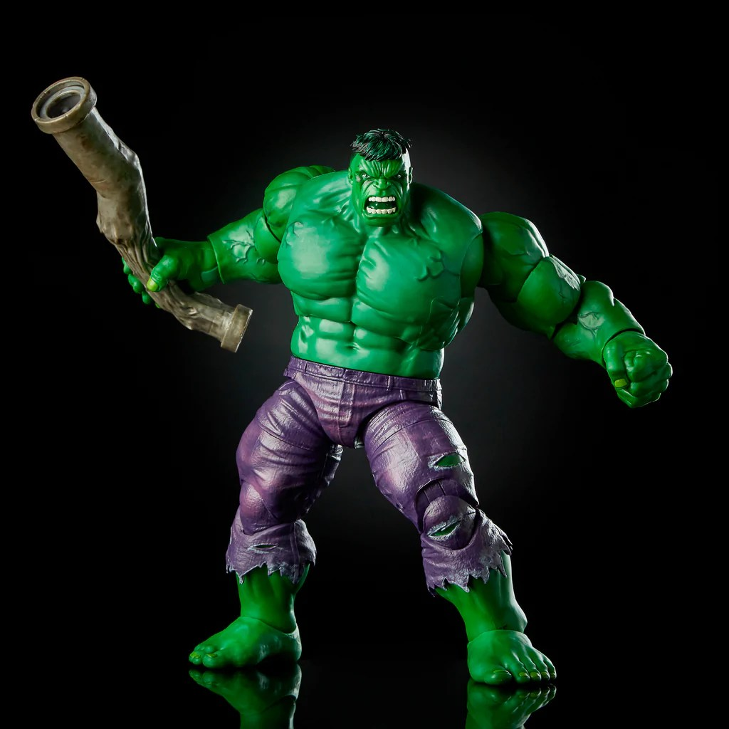 marvel 80th anniversary hulk