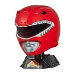 Power Rangers Lightning Collection Mighty Morphin Red Ranger Helmet Hasbro Pulse