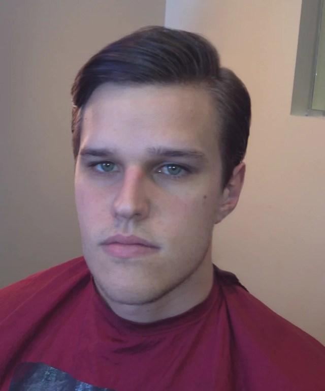 mens hair cut and color services – modefi salon