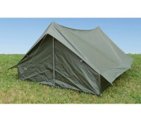 F1 Commando Pup Tent | French Army Military Surplus | 5col ...