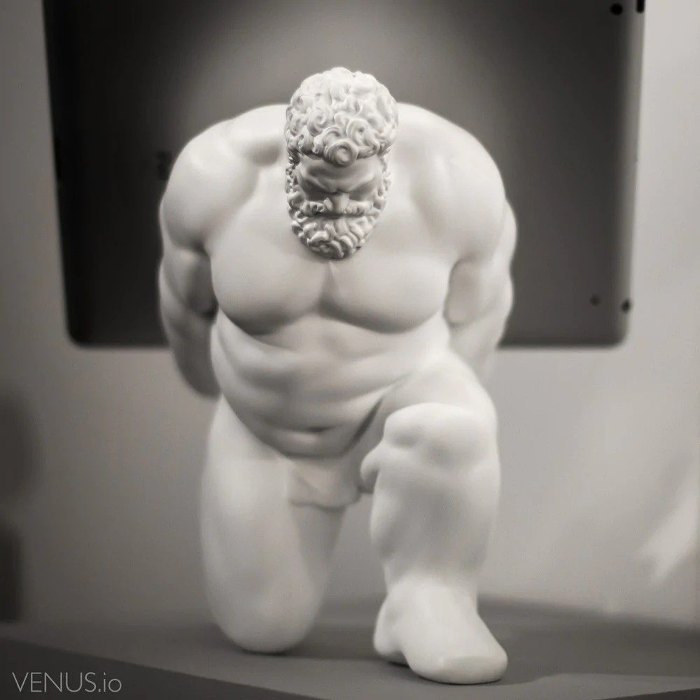 HERCULES XIII - Universal Tablet Stand