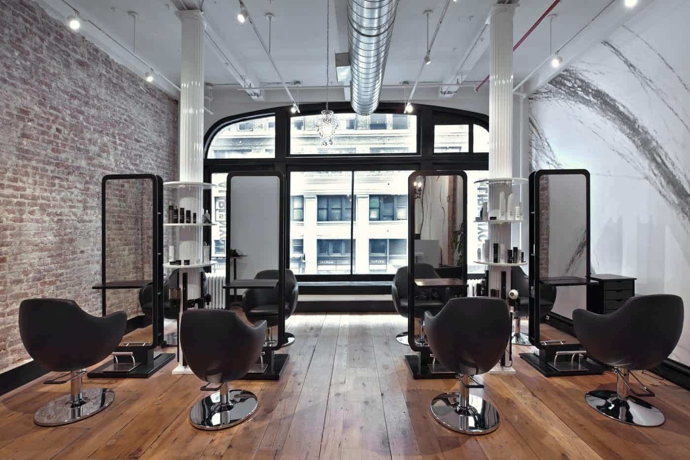 styling stations salon mirrors