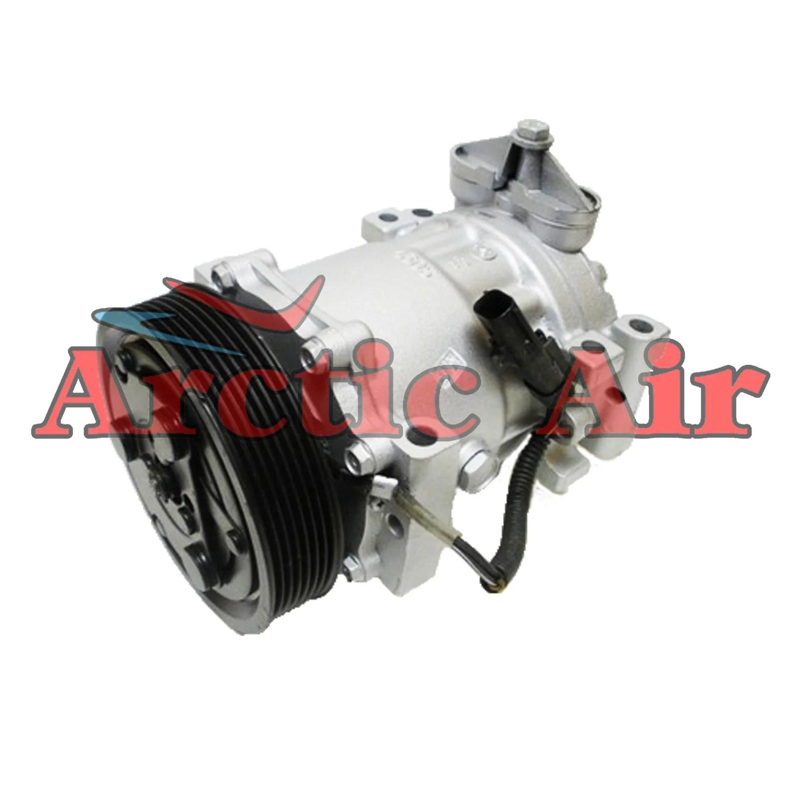 medium resolution of 57553 ac compressor fits 94 02 dakota durango ram 1500 2500 3500 ramcharger