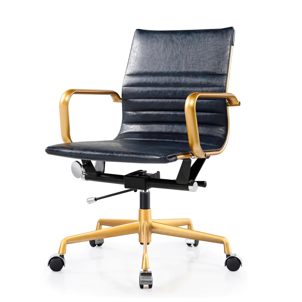 Clearance Office Chairs M348 Distressed Office Chair Clearance Meelano