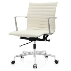 Ergonomic Chair Options Nicole Miller M5 Office In Aniline Leather Color