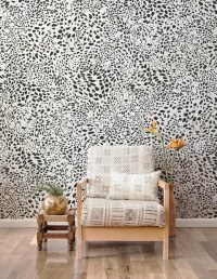 Cheetah Vision Designer Wallpaper by Aime Wilder. Made in ...