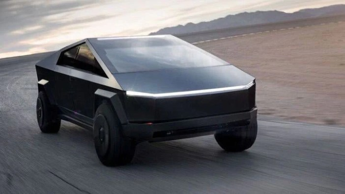 Tesla's recently announced and controversial Cybertruck