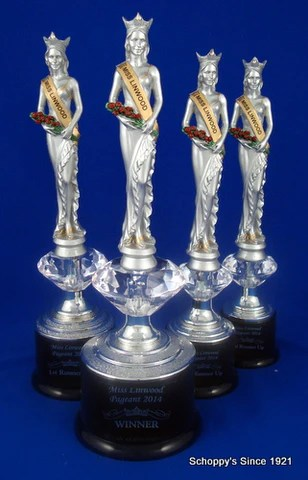 Find Pageant Trophy Sets Pageant Awards Trophies and