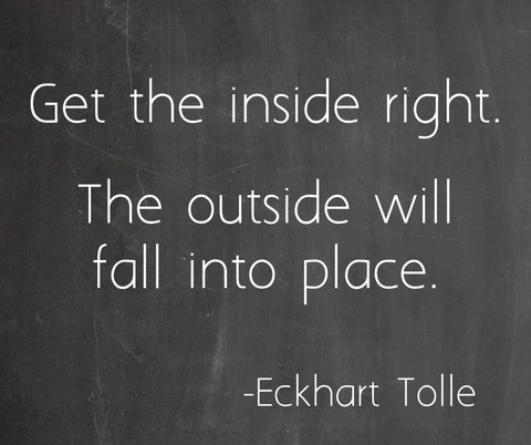 Serene Wallpapers Large Fall Quote Of The Day Eckhart Tolle Joseph Nogucci