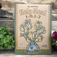 Kelp Meal Fertilizer - How to Use Kelp Meal - Down to Earth ...