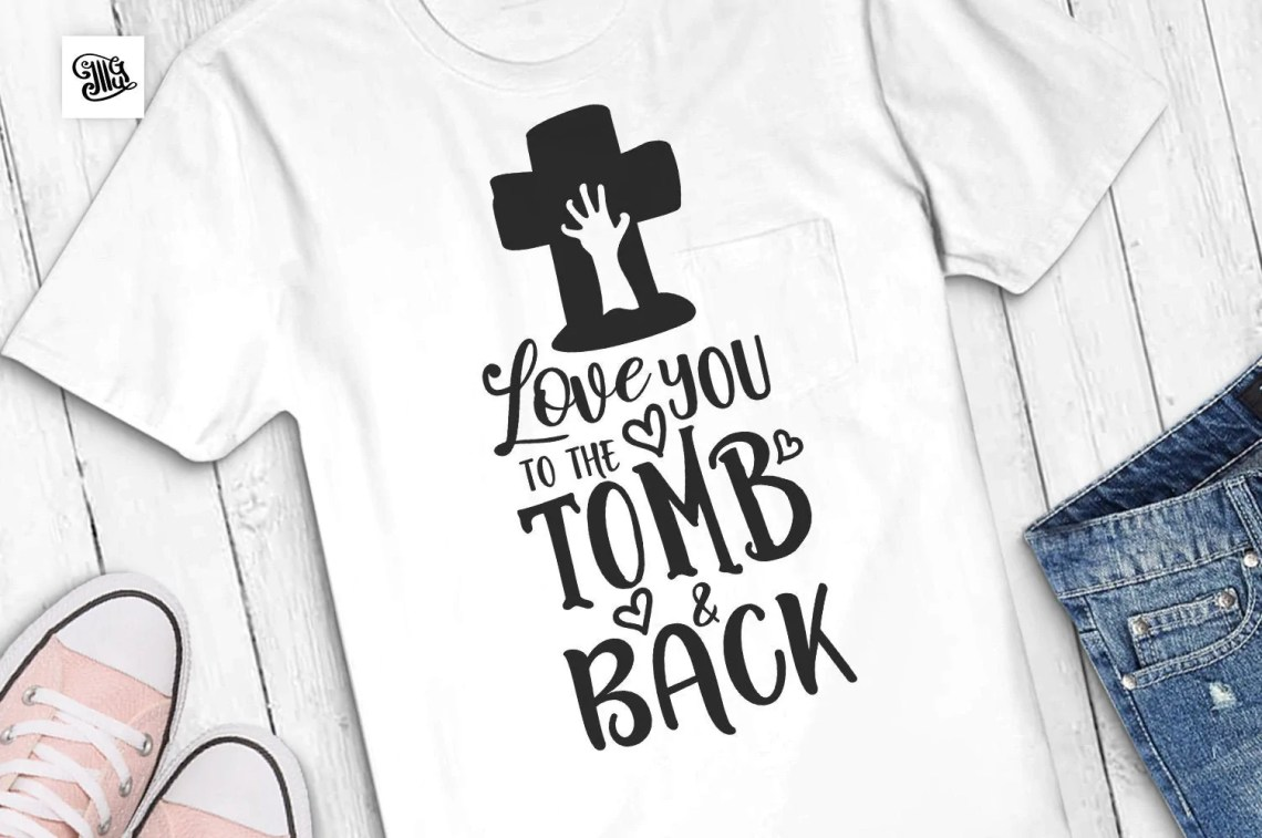 Download Love you to the tomb and back svg, halloween girl svg ...