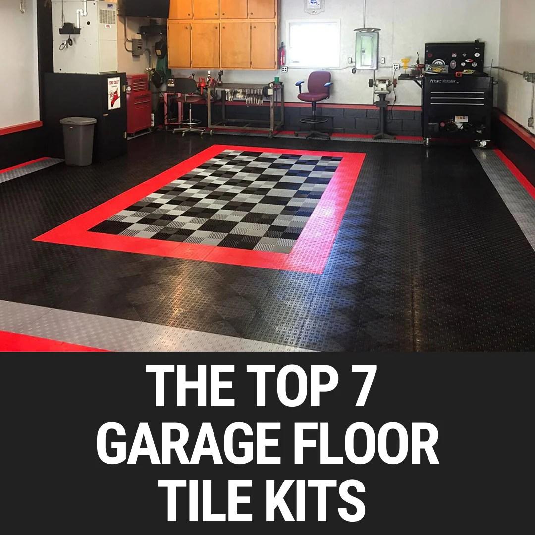 the top 7 garage floor tile kits