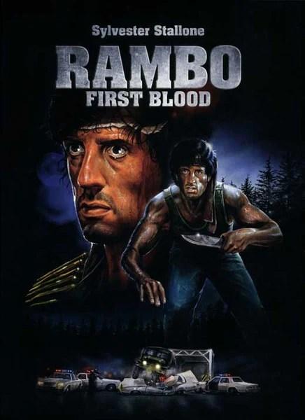 Rambo: First Blood 27x40 Movie Poster (1982) etriggerz.com