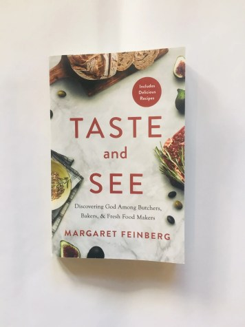 Picture of book Taste and See