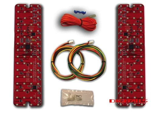 1966 Mustang Tail Light Wiring Harness On Painless Wiring Harness 1965