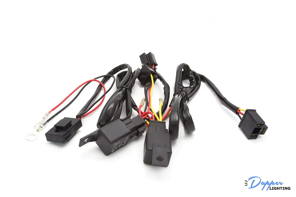 Relay Kits That Can Be Added To The Existing Wiring Harnesses
