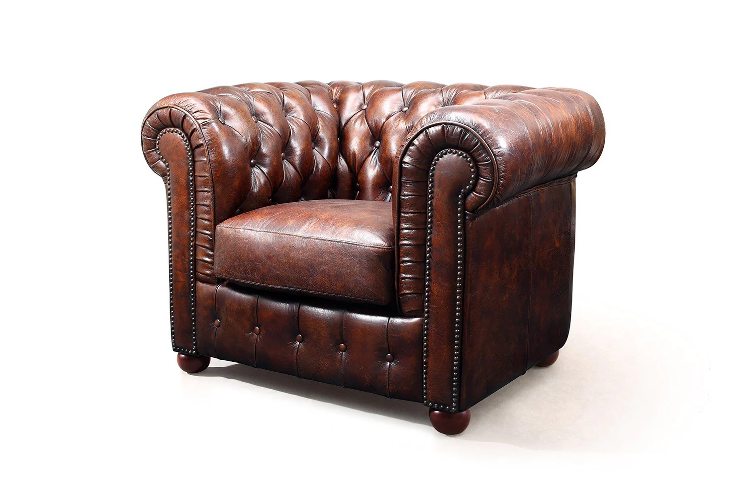 Fauteuil Chesterfield Original Rose Amp Moore