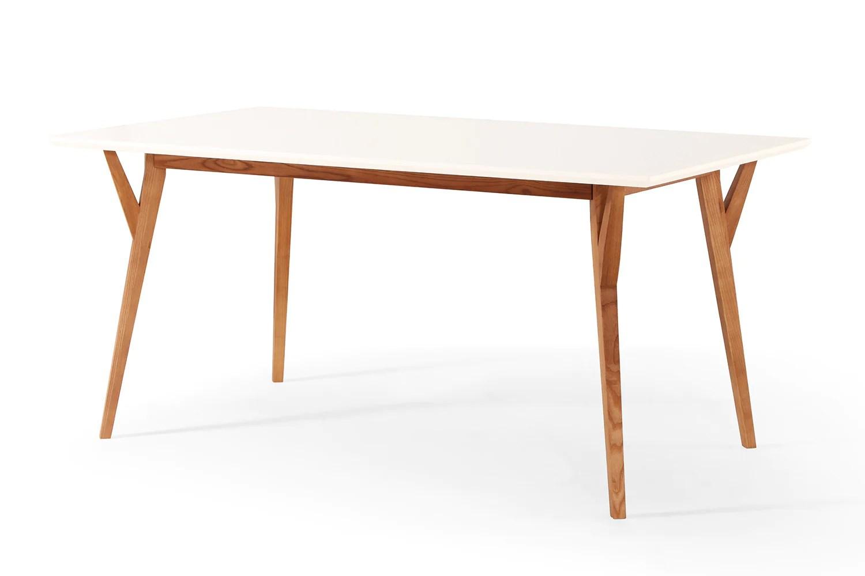 table de salle a manger design vintage limmat