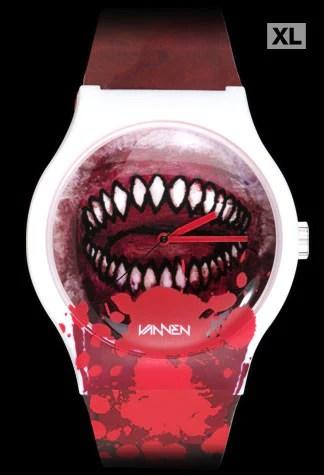 Limited Edition Luke Chueh Vannen Artist Watch Vannen
