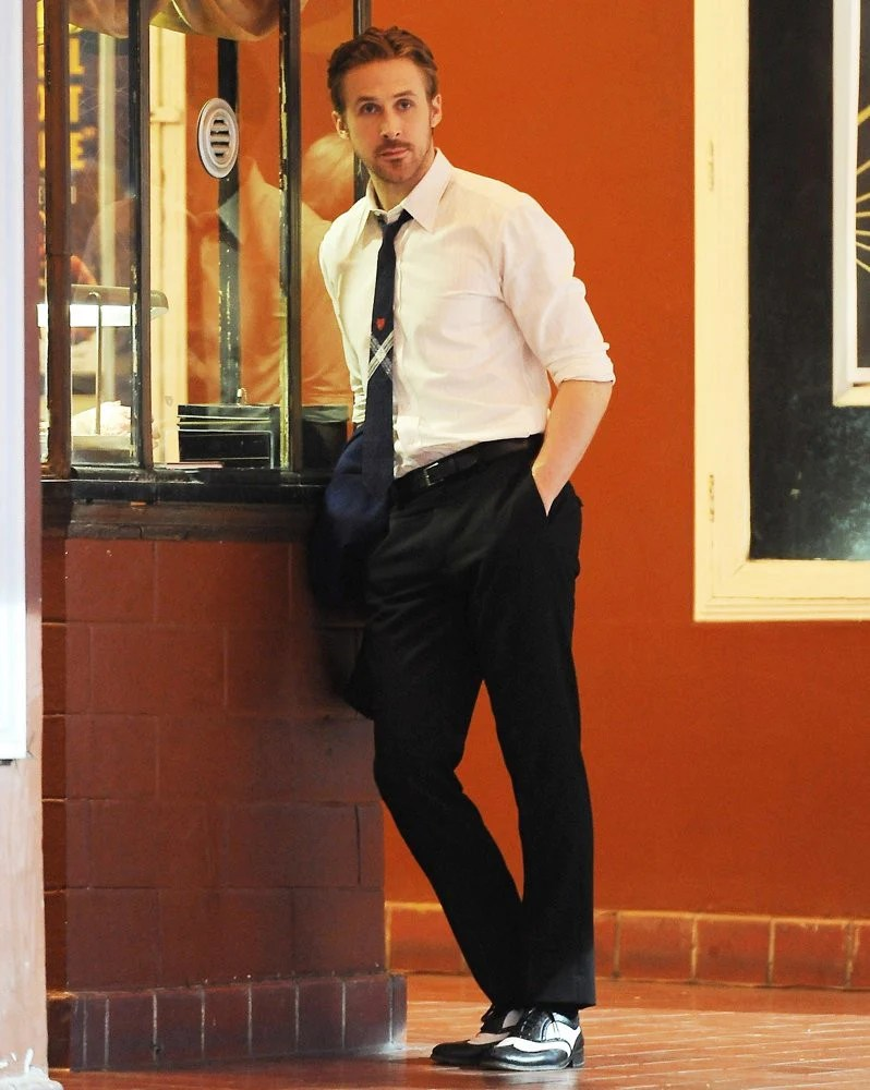 Ryan Gosling La La Land : gosling, Style, Suits, Gosling, Zophres