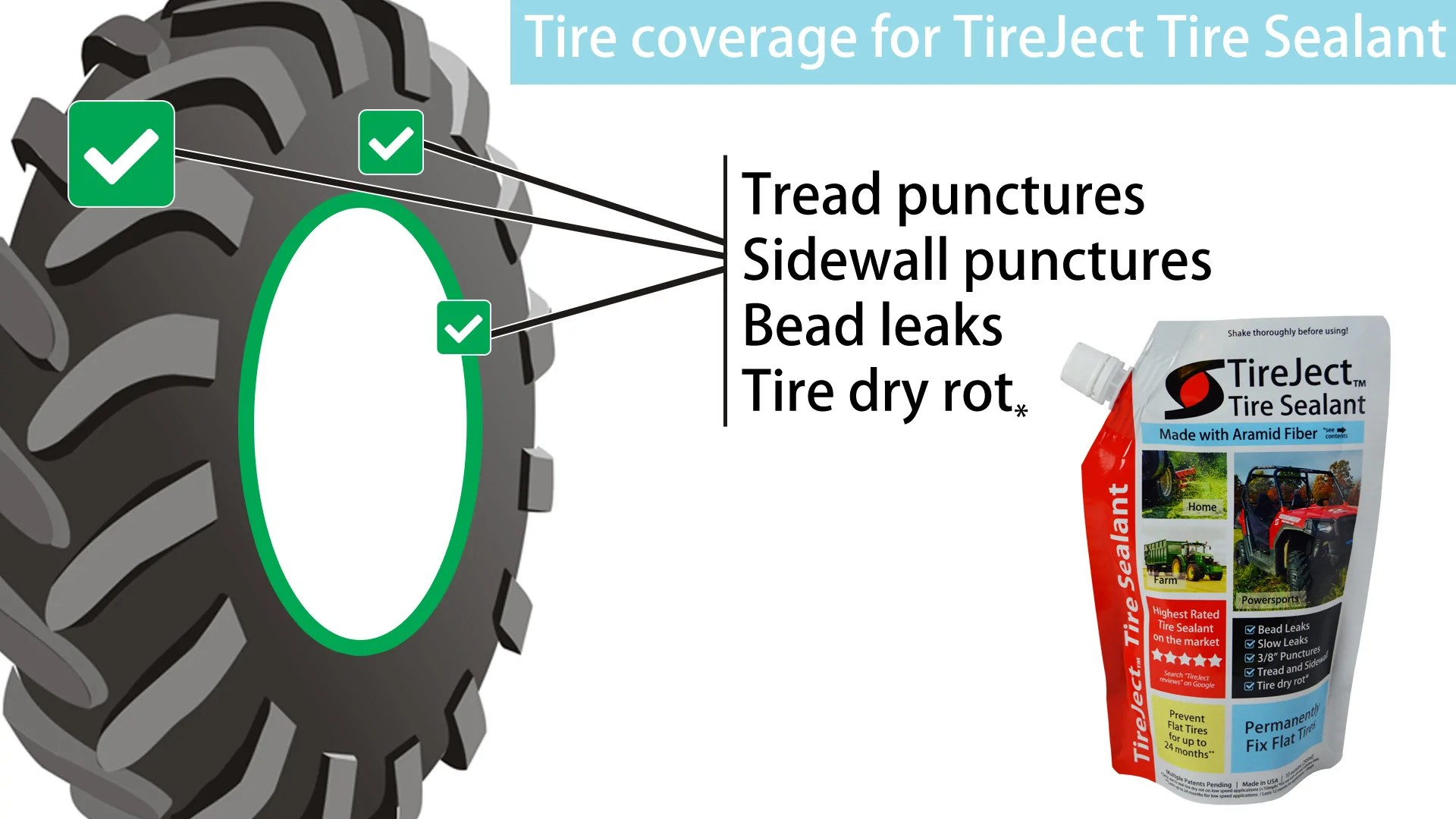 best tire sealant tire repair fix flat tire [ 1920 x 1080 Pixel ]