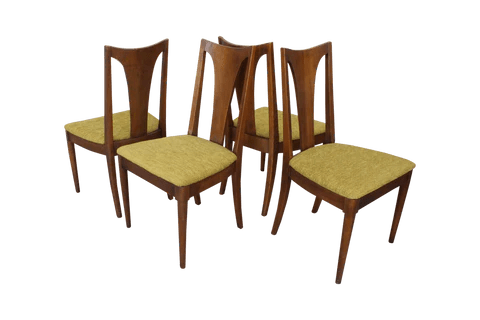 broyhill living room chairs transitional style set four brasilia dining metro eclectic