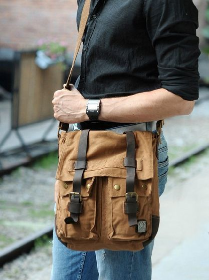 The Ultimate Guide To Mens Messenger Bags