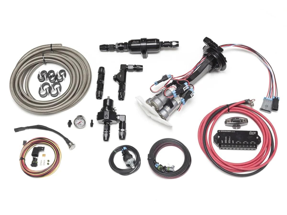 medium resolution of fore innovations fuel system c7 corvette lt1 lt4