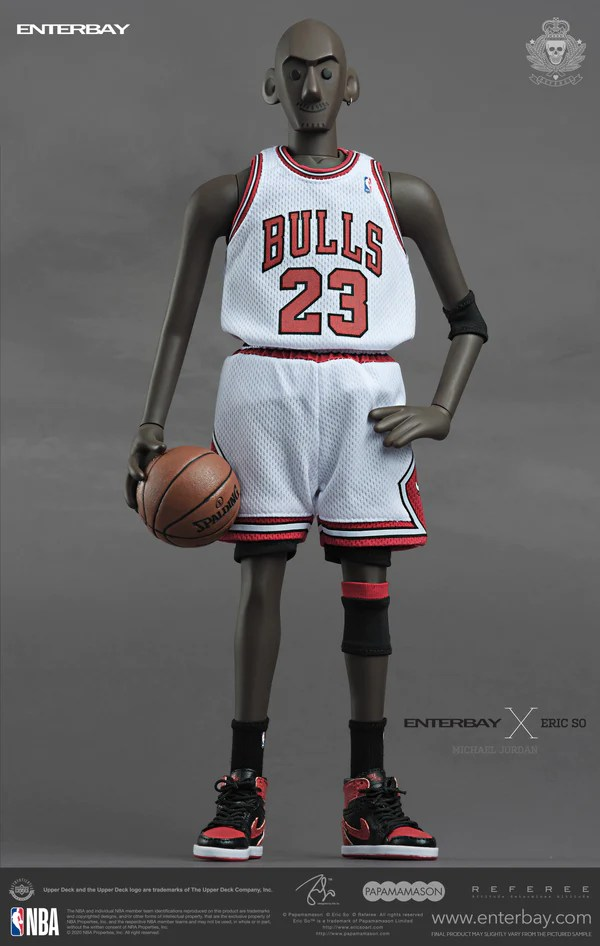 How Did Michael Jordan Get So Tall : michael, jordan, Scale, Figure, ENTERBAY