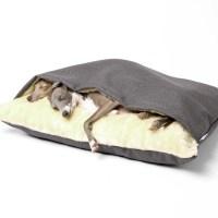Weave Dog Snuggle Bed   Luxury Dog Beds   Charley Chau ...