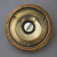 Period Victorian Door Bell | Architectural Decor