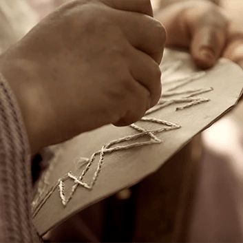 moroccan berber embroidery