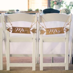 Mr And Mrs Chair Signs Modern Grey Boho Chic Z Create Design