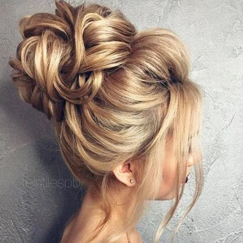 spring wedding hair -style inspiration