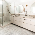 Creating Your Stylish Bathroom With Ikea Sektion Kitchen Cabinets Semihandmade