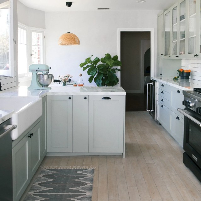 My Favorite Semi Handmade + IKEA Kitchens