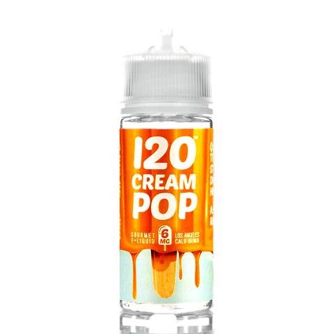 120 Cream Pop by Mad Hatter E-Juice - 60 ml - Vapor Authority