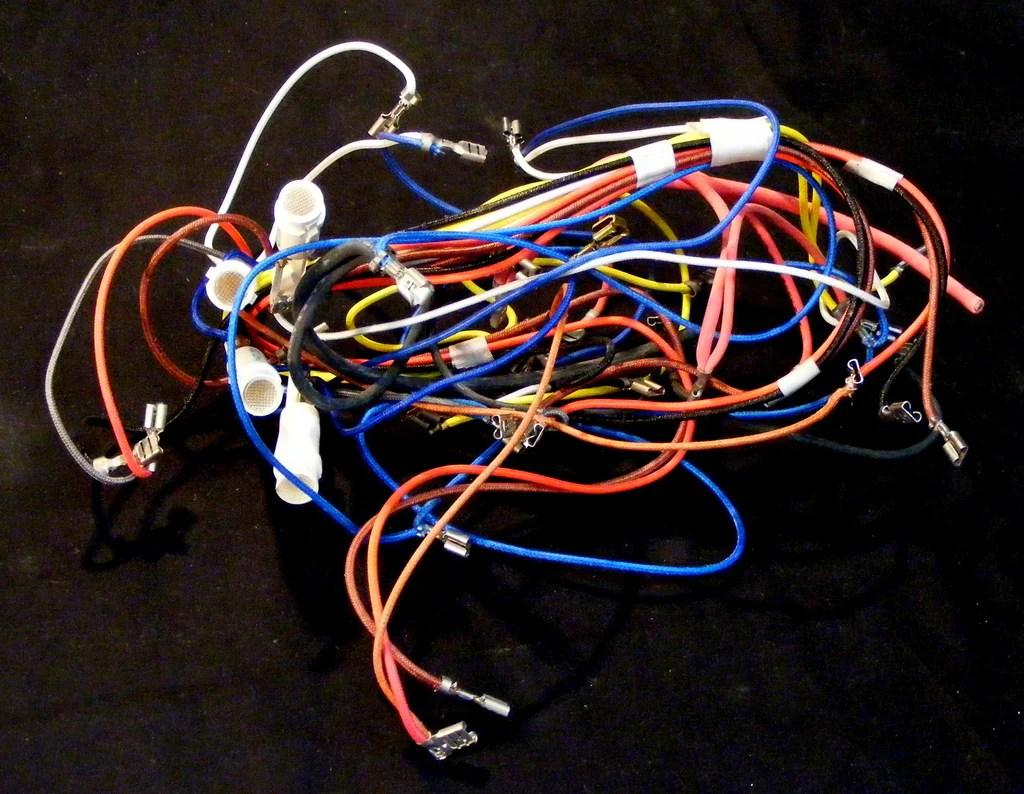 medium resolution of 318199417 wiring harness