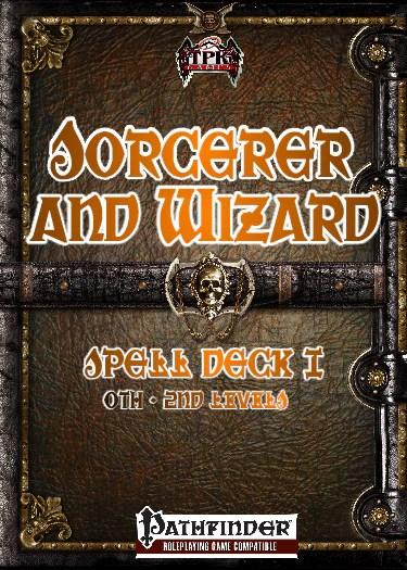 Sorcerer wizard spell deck  also   pfsrd rh