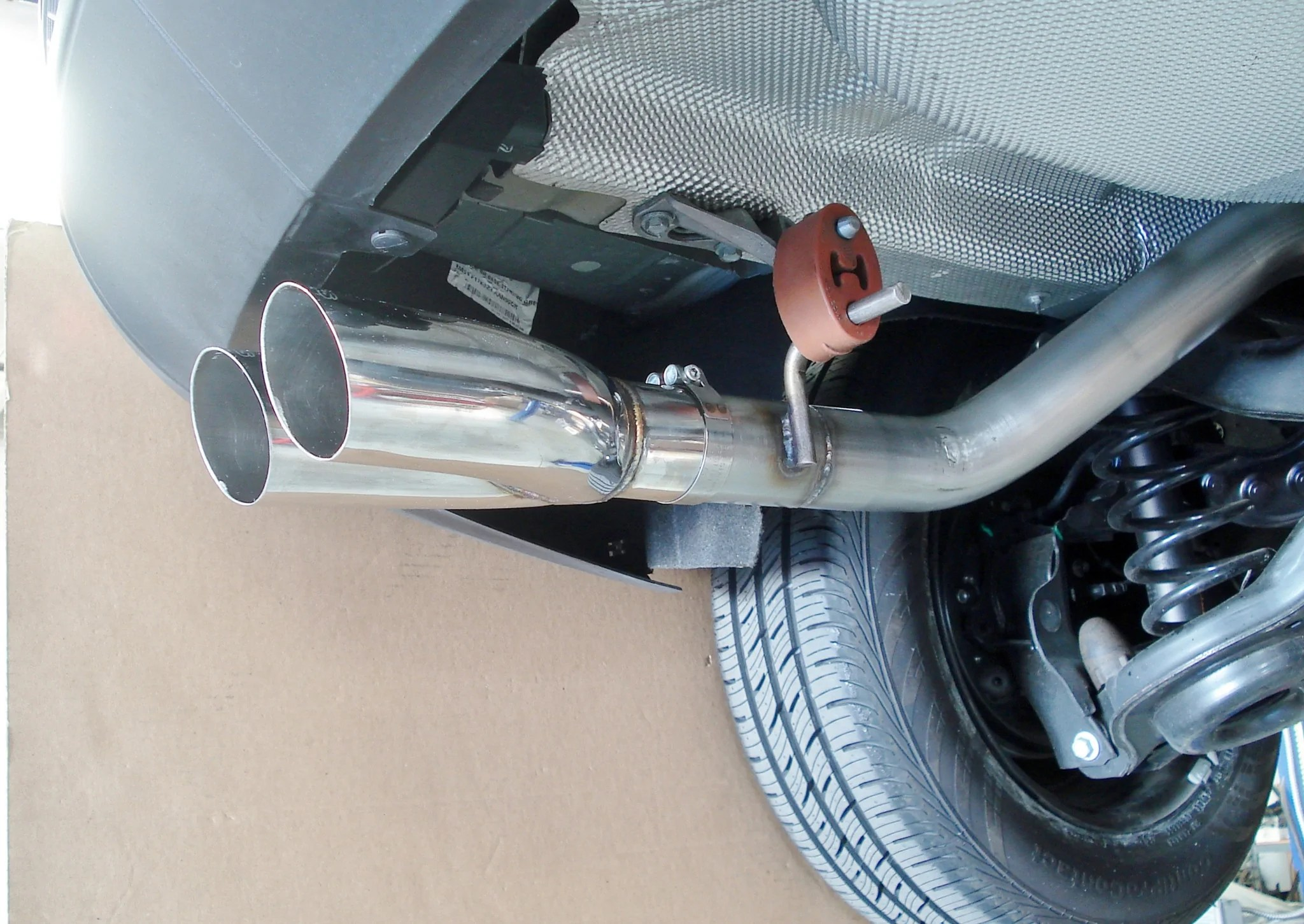 fswerks stealth exhaust system ford