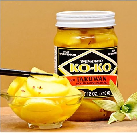 how to make hawaiian pickled onions