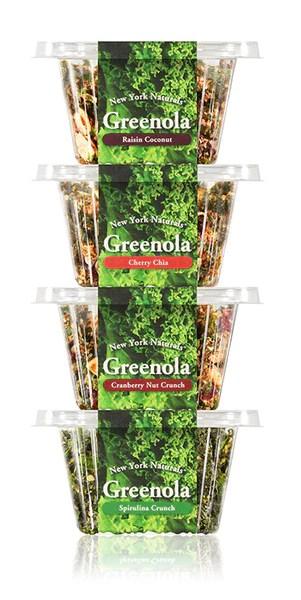 Greenola Variety 3oz