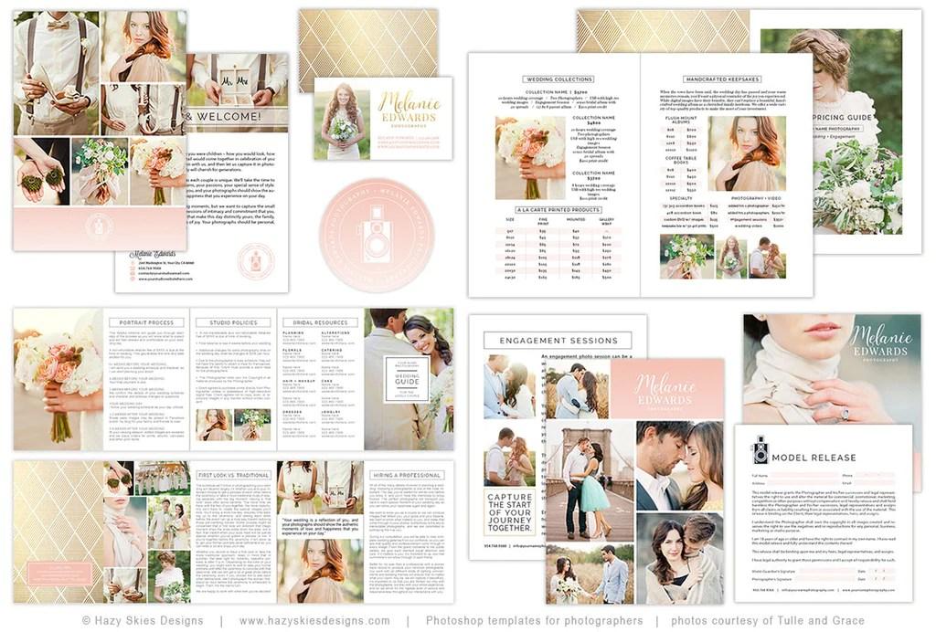 photographer marketing templates