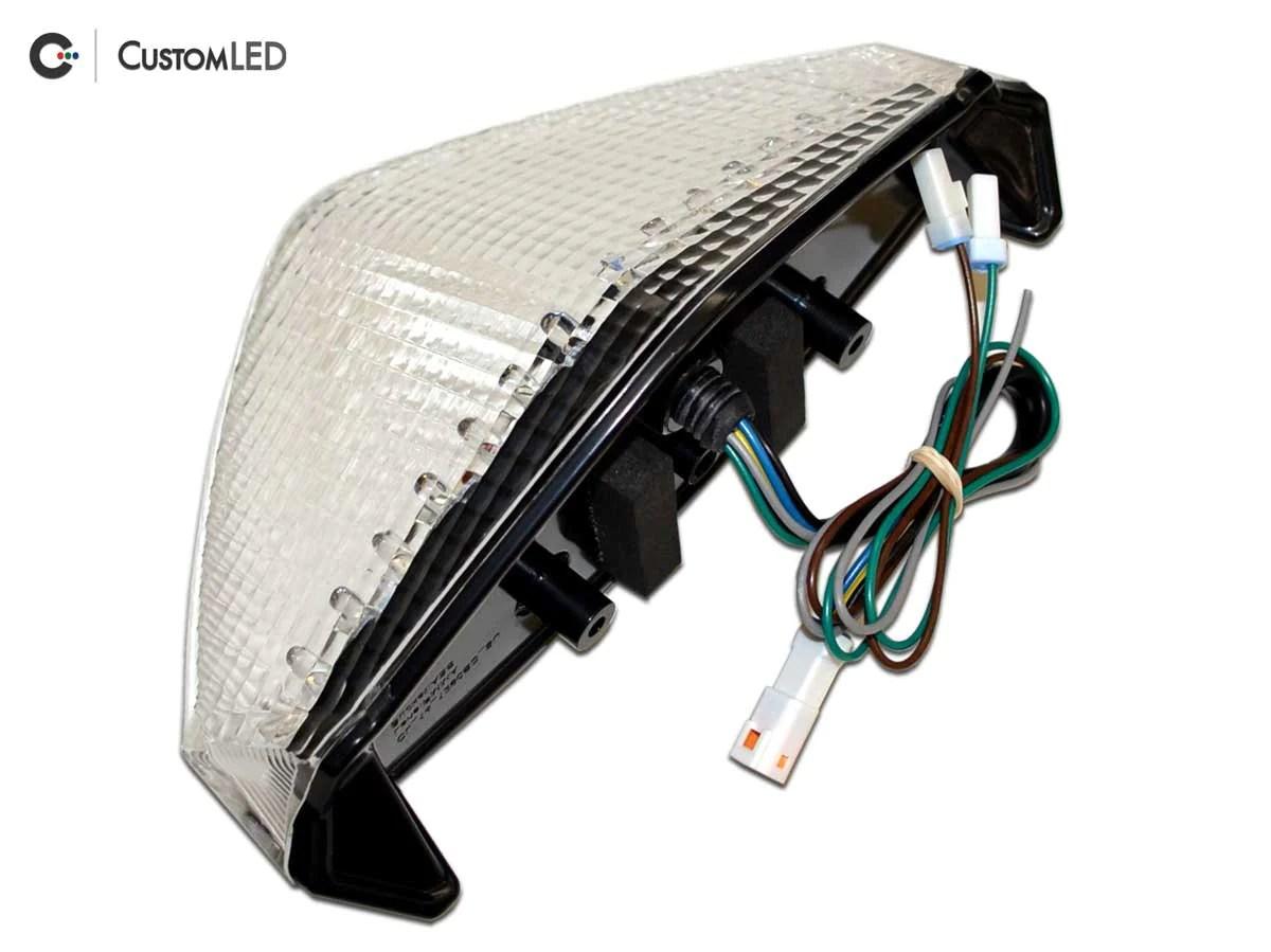 ktm 1290 super duke r blaster x integrated led tail light for years 2014 2015 [ 1200 x 899 Pixel ]