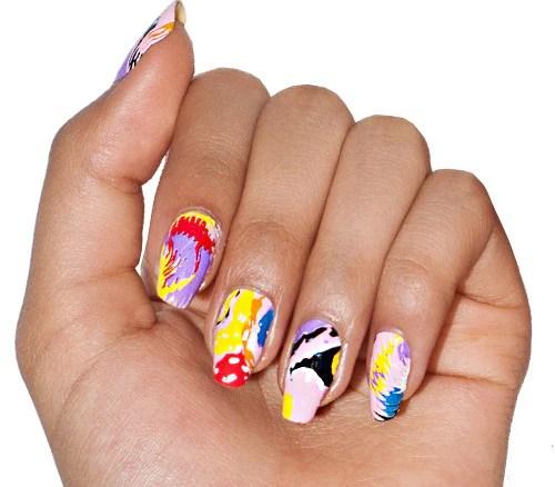 artist designed nail wraps