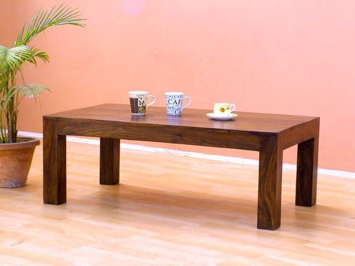 solid wood cube coffee table saraf furniture