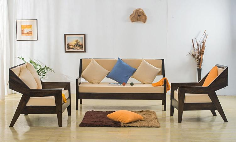 sofa set online shopping best white fabric buy solid wood eter in india latest designs