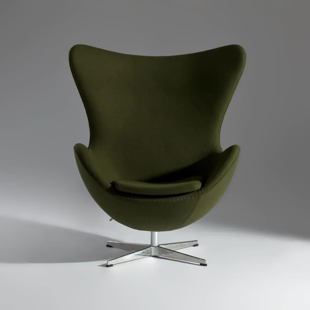 Eggshell Chair Modern Classic Chairs By Picket Town At Picket Rail